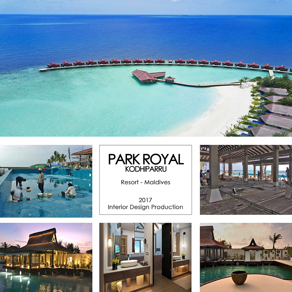 Park Royal Kodhiparru Resort Maldives